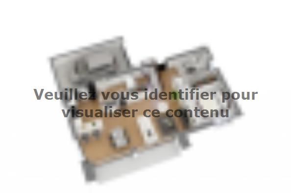 Plan de maison Ultima 110GA 4 chambres  : Photo 5
