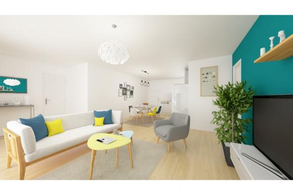 Modèle de maison Optima 75 3 chambres  : Photo 3