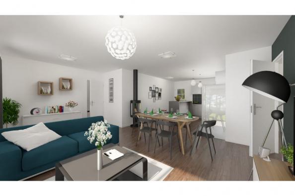 Modèle de maison Optima 84 3 chambres  : Photo 3