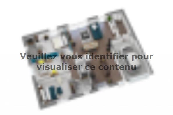 Plan de maison Optima 84 3 chambres  : Photo 3
