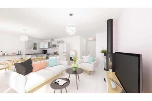 Modèle de maison Optima 85 3 chambres  : Photo 3