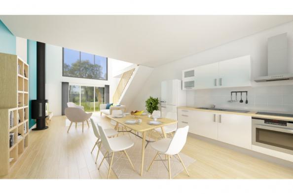 Modèle de maison Urba 105 3 chambres  : Photo 3