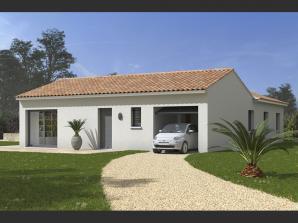 Maison neuve à Martres-Tolosane (31220)<span class='prix'> 179035 €</span> 179035