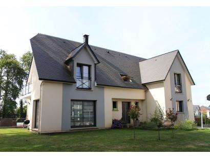 Modèle de maison SM-200-ETG-R-GS 4 chambres  : Photo 2