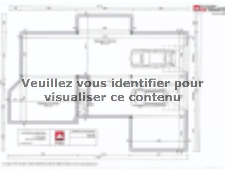 Plan de maison SM-200-ETG-R-GS : Vignette 1