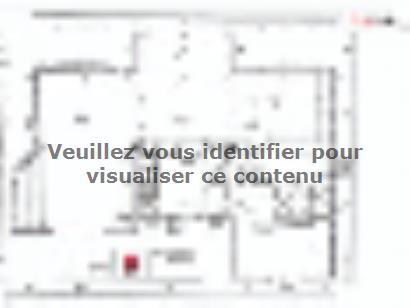 Plan de maison SM-200-ETG-R-GS 4 chambres  : Photo 2