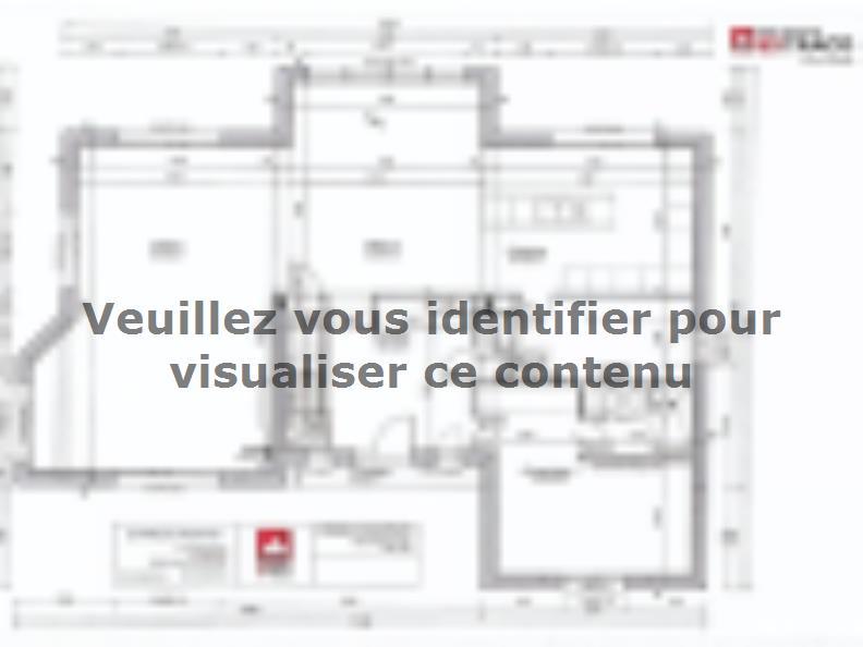 Plan de maison SM-200-ETG-R-GS : Vignette 2