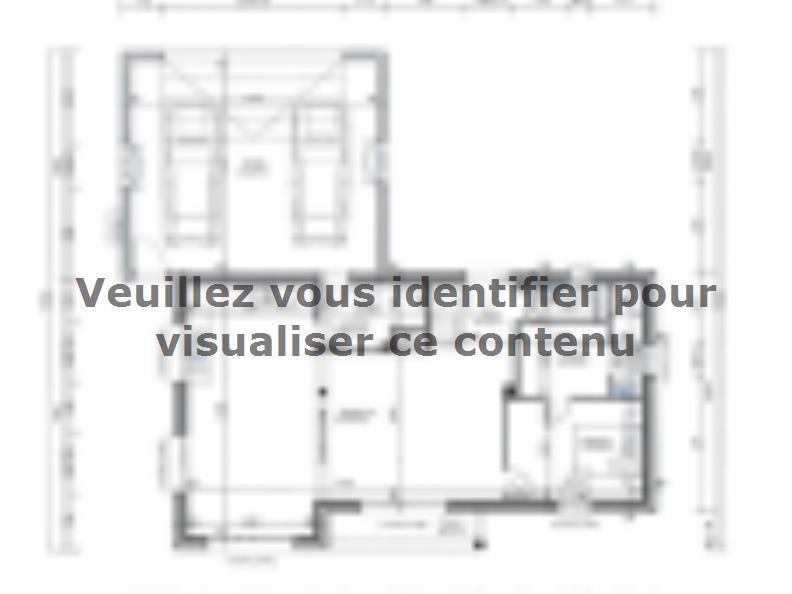 Plan de maison SM-120-ETG-L-GI : Vignette 1