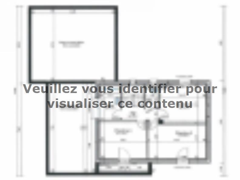 Plan de maison SM-120-ETG-L-GI : Vignette 2