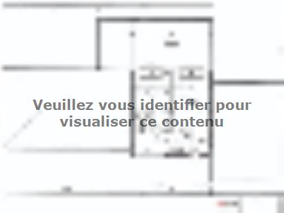 Plan de maison SM-200-ETG-R-GI 4 chambres  : Photo 2
