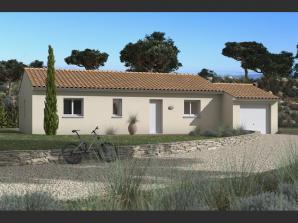 Maison neuve à Lacaugne (31390)<span class='prix'> 140739 €</span> 140739