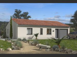 Maison neuve à Lacaugne (31390)<span class='prix'> 157600 €</span> 157600