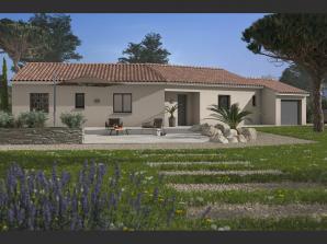 Maison neuve à Lacaugne (31390)<span class='prix'> 167568 €</span> 167568
