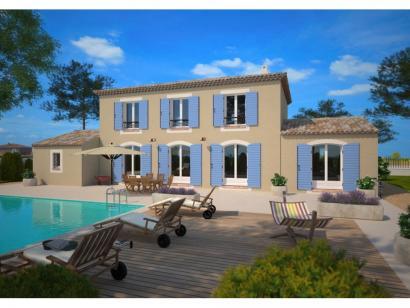 Modèle de maison Saphir 110 Tradition 3 chambres  : Photo 1
