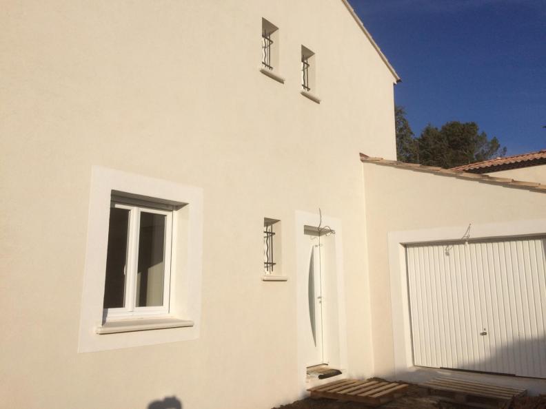 reception villa azur et constructions vinon sur verdon