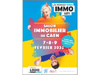 Salon de l'Immobilier de Caen du 7 au 9 Février 2020