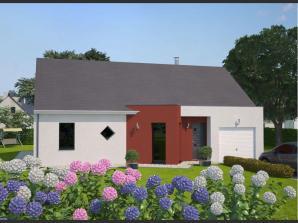 Maison neuve à Veigné (37250)<span class='prix'> 196000 €</span> 196000
