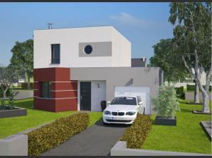 Maison neuve à Veigné (37250)<span class='prix'> 218000 €</span> 218000