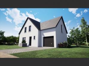 Maison neuve à Bavans (25550)<span class='prix'> 236400 €</span> 236400