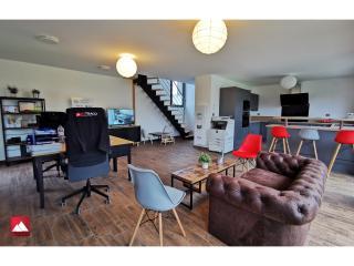 Maisons EXTRACO - Nouveau bureau de ventes Les ESSARTS