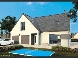 Maison neuve à Bueil (27730)<span class='prix'> 270940 €</span> 270940