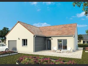 Maison neuve à Bueil (27730)<span class='prix'> 216210 €</span> 216210
