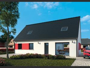Maison neuve à Barentin (76360)<span class='prix'> 237000 €</span> 237000