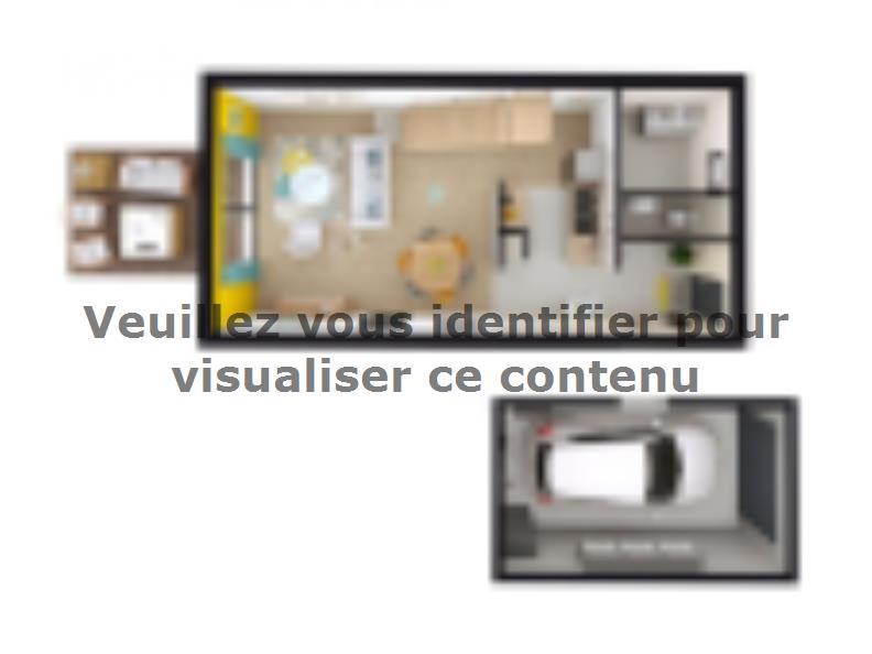 Modèle de maison AM-87-R+1-R-GA : Vignette 3