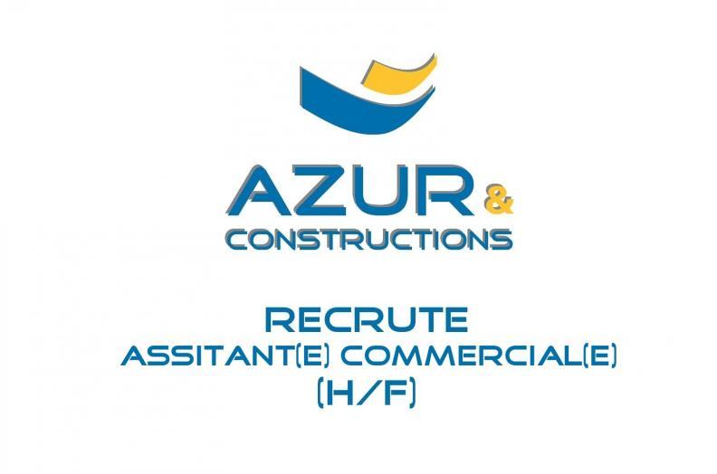 AZUR ET CONTRUCTIONS RECRUTE