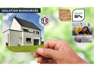 Choisissez l'Isolation Biosourcée pour votre maison !