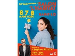 Salon de l'Habitat de Saint-Lô du 6 au 8 Mars 2020