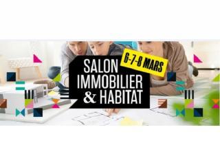 Salon Immobilier et habitat de Valenciennes (59) du 06 au 08 mars 2020