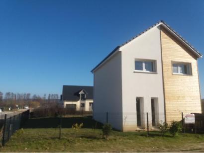 Modèle de maison UC 82 R+1 3 chambres  : Photo 2