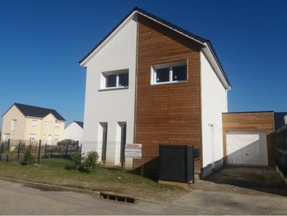 Modèle de maison UC 82 R+1  : Photo 1