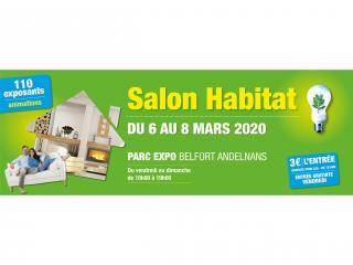 Rencontrez Maisons Brand au Salon de L'Habitat à Belfort, du 6 au 8 mars