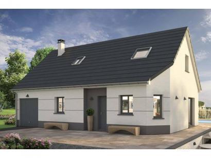 Modèle de maison SL_MARS_15010_ET_64106_P15649 3 chambres  : Photo 1