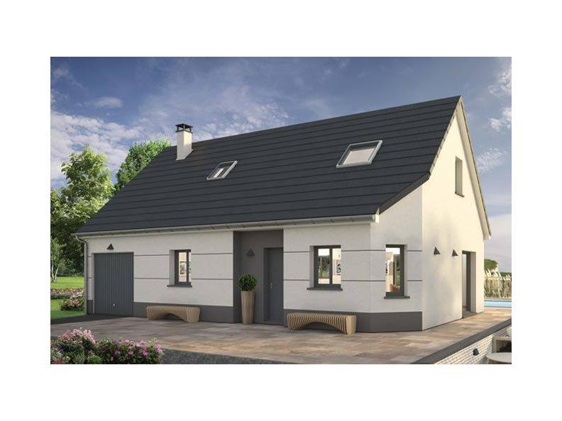 Modèle de maison SL_MARS_15010_ET_64106_P15649 : Vignette 1
