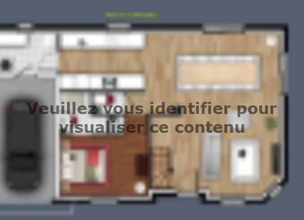 Plan de maison SL_MARS_15010_ET_64106_P15649 : Vignette 1