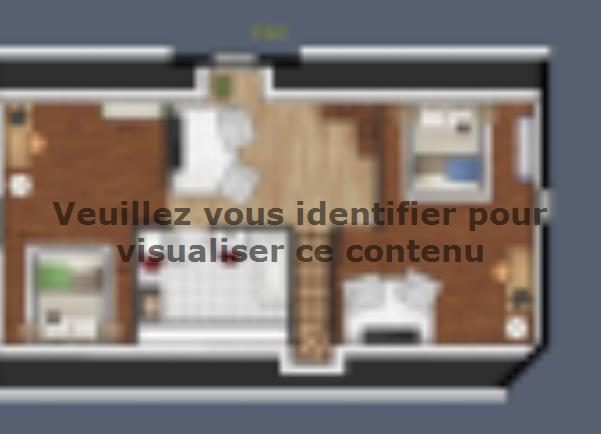 Plan de maison SL_MARS_15010_ET_64106_P15649 : Vignette 2