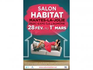 Salon de l'Habitat de Mantes-la-Jolie (78) du 28 février au 1er mars 2020