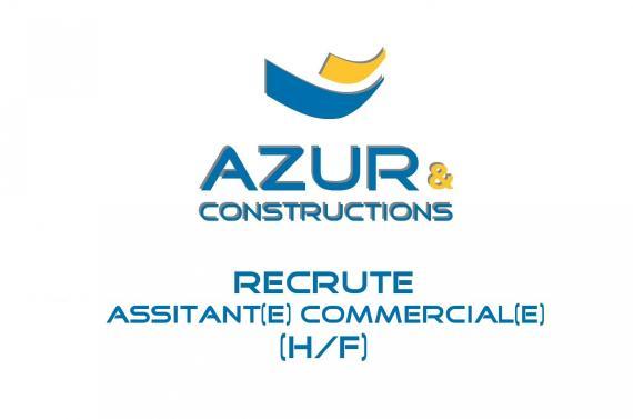 AZUR ET CONSTRUCTION RECRUTE