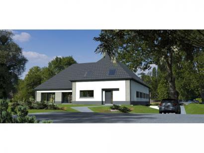 Modèle de maison ARCHITECTE 5 chambres  : Photo 1