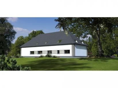 Modèle de maison ARCHITECTE 5 chambres  : Photo 2