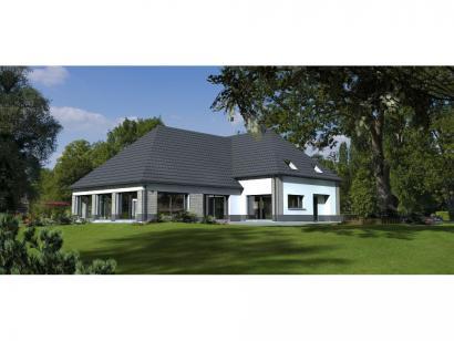 Modèle de maison ARCHITECTE 5 chambres  : Photo 3