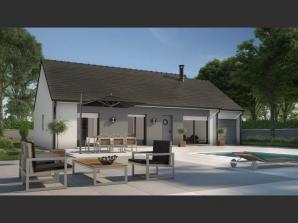 Maison neuve à Fleury-sur-Andelle (27380)<span class='prix'> 130890 €</span> 130890