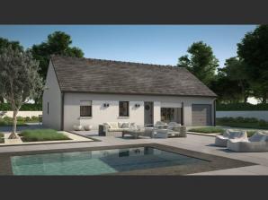 Maison neuve à Bois-Jérôme-Saint-Ouen (27620)<span class='prix'> 197890 €</span> 197890