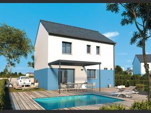 Maison neuve à Autheuil-Authouillet (27490)<span class='prix'> 211789 €</span> 211789