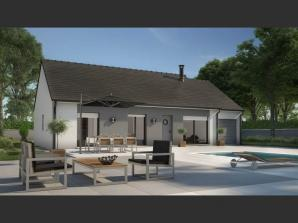 Maison neuve à Louviers (27400)<span class='prix'> 136200 €</span> 136200