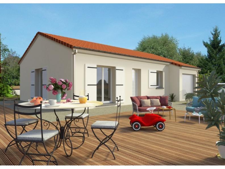 Modèle de maison PT_PP_3_75_GEF : Vignette 1