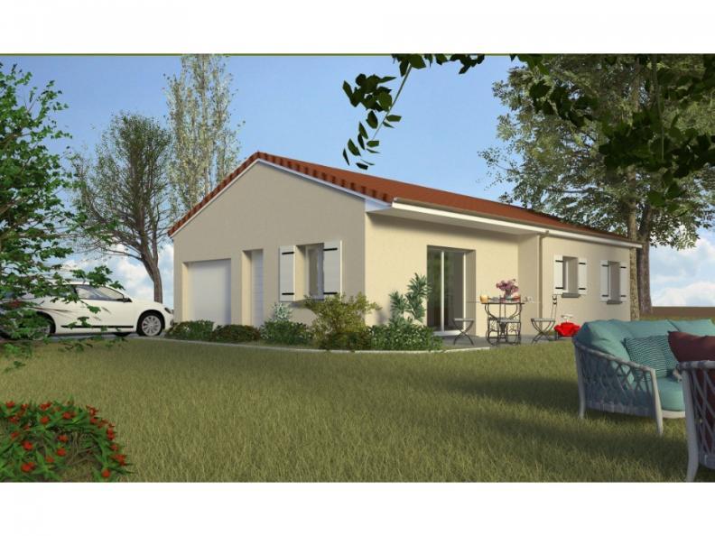 Modèle de maison PT_PP_3_75_GIP : Vignette 1